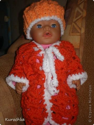 Решили утеплить куколку, чтоб не мерзла. фото 2