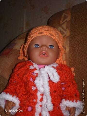 Решили утеплить куколку, чтоб не мерзла. фото 3