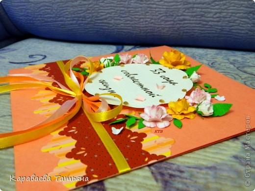 Вдохновительницей на эти открытки была АЛЬБИНА УФА. http://stranamasterov.ru/node/368663 фото 19