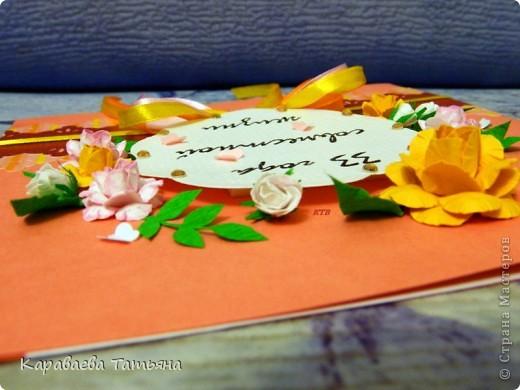 Вдохновительницей на эти открытки была АЛЬБИНА УФА. http://stranamasterov.ru/node/368663 фото 20