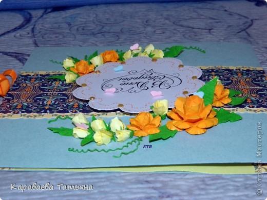 Вдохновительницей на эти открытки была АЛЬБИНА УФА. http://stranamasterov.ru/node/368663 фото 8