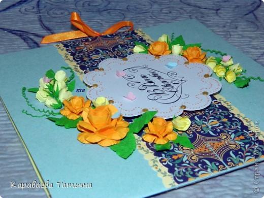 Вдохновительницей на эти открытки была АЛЬБИНА УФА. http://stranamasterov.ru/node/368663 фото 9
