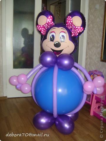 Мышка Мини