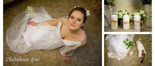Прежде всего прическа и макияж должны Вам подходить и гармонировать со всеми элементами свадебного образа (платье, букет, украшения). Мастер-класс по свадебной прическе и макияжу. Образ создан стилистом-визажистом Людмилой Микаелян. фото 1
