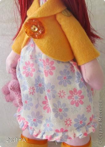 Вот такая девочка снежная родилась,рост 34 см фото 8