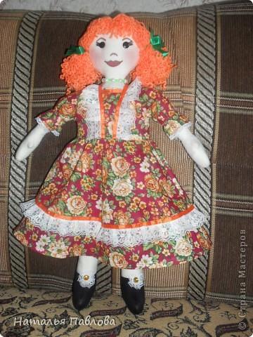 еще одна игровая кукла фото 1