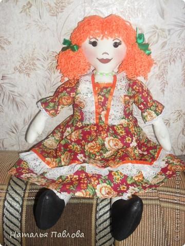 еще одна игровая кукла фото 2