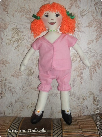 еще одна игровая кукла фото 3