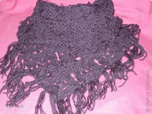 платок на шею фото 1