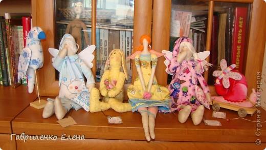 Куклы и игрушки тильды фото 1