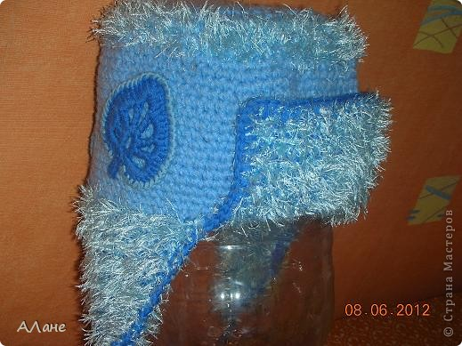 Зимний шапочный бум фото 3