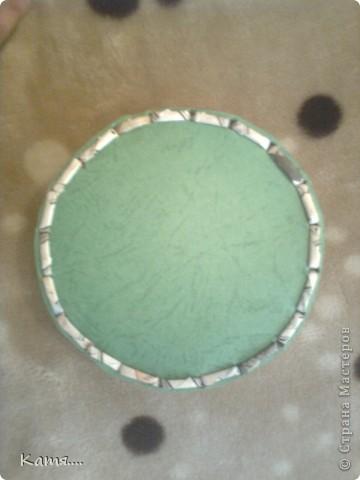 Вид сверху(внутренняя часть конфетницы) фото 2