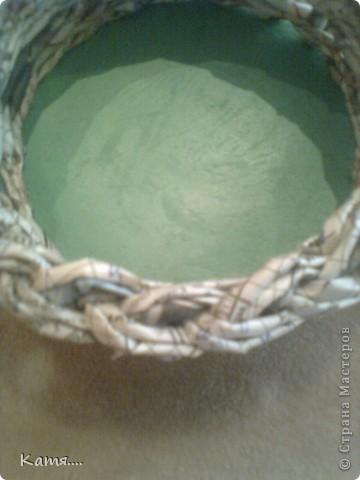Вид сверху(внутренняя часть конфетницы) фото 5