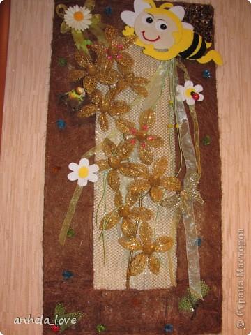 Пчелка-труженица