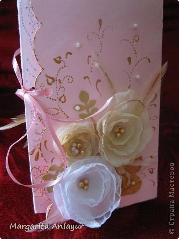 Делала на подарок фото 5