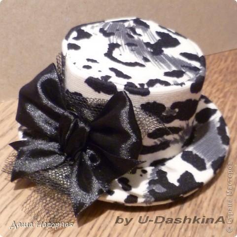 Разок пришлось к костюму сделать шляпку и как втянулась)))) фото 2