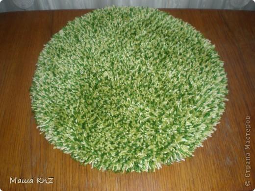 Первый коврик - диаметр 44 см фото 1
