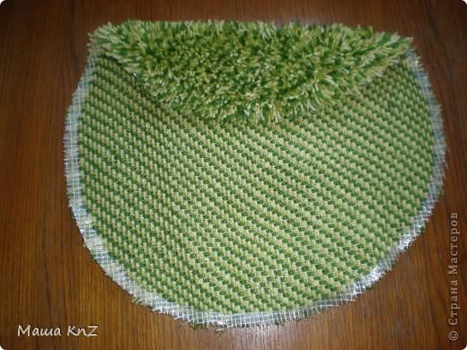 Первый коврик - диаметр 44 см фото 3
