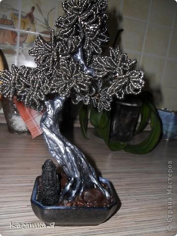 Дерево  с оберегом. фото 1