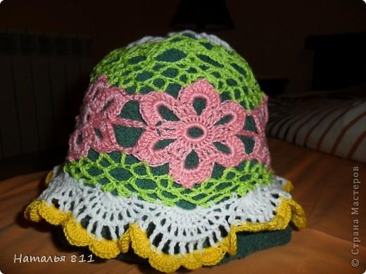 шапочка фото 2