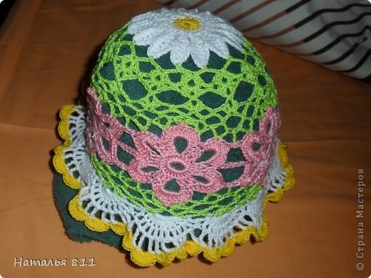 шапочка фото 1