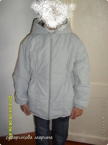Курточка для дочки фото 1