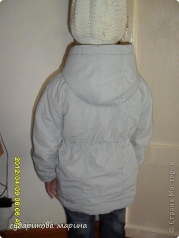 Курточка для дочки фото 2