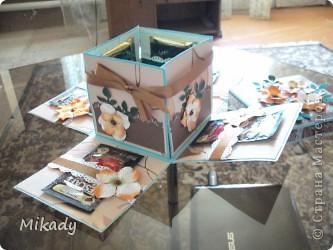 Эта коробочка в подарок моей подруге, она любитель попить чай и кофе. фото 3