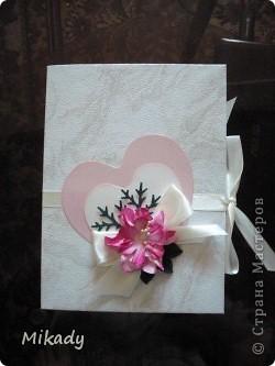 Описывать не буду остановлюсь на цветке гордении ее я делала сама по МК Астория  фото 1