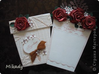 Все эти открытки я делала просто так, было хорошее настроение и время, что из этого получилось судить вам фото 3