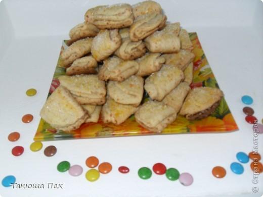 вот  выбрала время испечь мои любимые печеньки) кто заинтересовался, вот рецепт)  фото 9