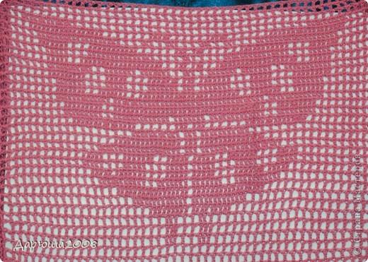 Платье крючком Нитки фото