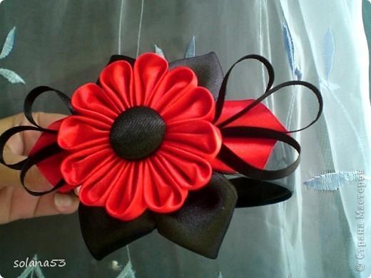 Красное и чёрное фото 3