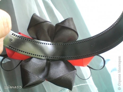 Красное и чёрное фото 5