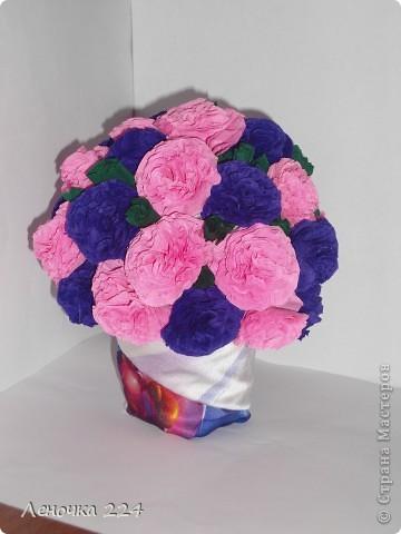 Мой первый цветочек)