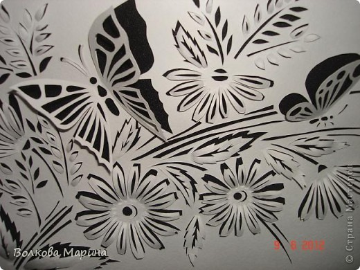 Розочка. В моём любимом чёрно-белом стиле.  фото 5