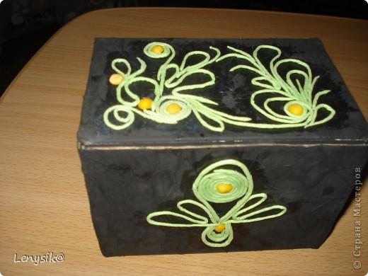 Коробченка для хранения всякой всячины фото 2