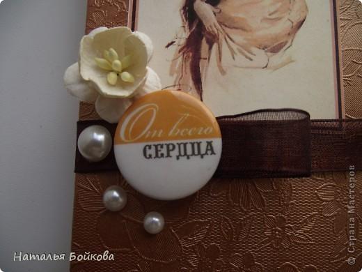 Скрапбукинг Ассамбляж На долгую память   шоколадницы Бумага фото 6