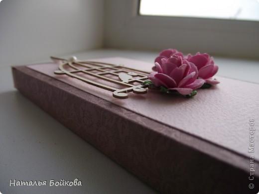 Скрапбукинг Ассамбляж На долгую память   шоколадницы Бумага фото 4