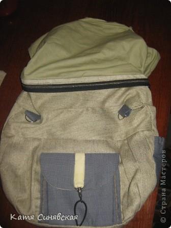 Моя новая сумочка.Сшита по просьбе кумы,определённых пожеланий не высказала,попросила чтоб было красиво и подходило как к спортивной одежде так и к другой. фото 23