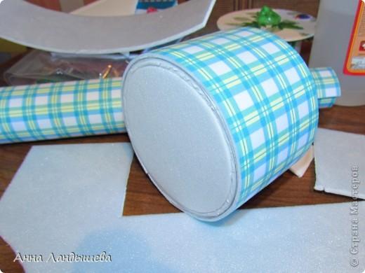 Сотворилась) Корзиночка подарочная, под сладкий подарочек или под интересные мелочи) фото 7