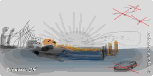 """Наводила ревизию в своем компе.Наткнулась на рисунки,сделанные в Paint.Мы с подругой перекидывались ими,загадывая в каждом какую-то песню.Это,к примеру,Иванушки Int. """"Снегири"""".Лично нам во время угадывания было очччень весело.Предлагаю и Вам немного поразвлечься :) З.Ы.По мере угадывания картинки будут подписаны.Удачи))) фото 2"""