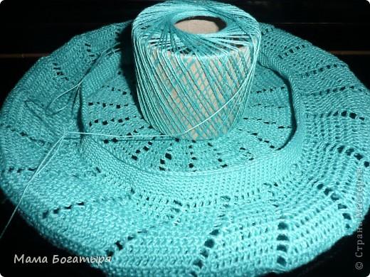 Продолжается моя страсть к вязанию головных уборов. фото 5