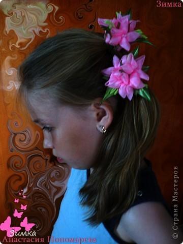 """Обруч для волос """"РОЗОВЫЙ ВЕЧЕР"""" фото 27"""