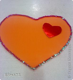 Прошлым летом сотворила вот такое сердце на свадьбу крестнице. фото 4