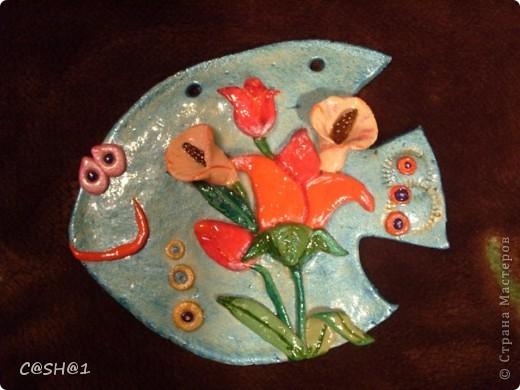 И так начнем)) рыбка №1 фото 2