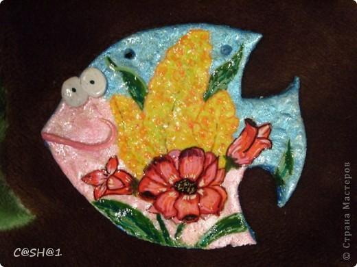 И так начнем)) рыбка №1 фото 1