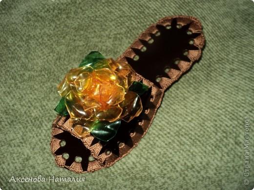Тапочки сувенирные фото 2