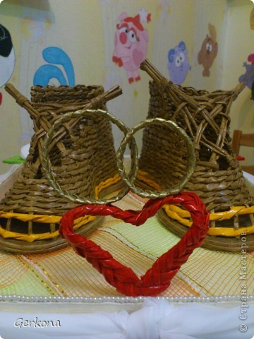 Дорогие мастерицы, выставляю на ваш суд свои первые плетенки. Спасибо за МК Anastasya KMV. фото 2