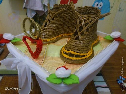 Дорогие мастерицы, выставляю на ваш суд свои первые плетенки. Спасибо за МК Anastasya KMV. фото 4